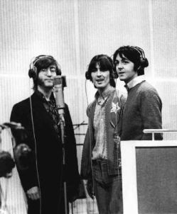 beatles-cantando